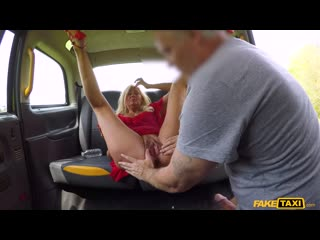 [faketaxi] mature british ellen juicy pussy and tight anal fuck newporn2019