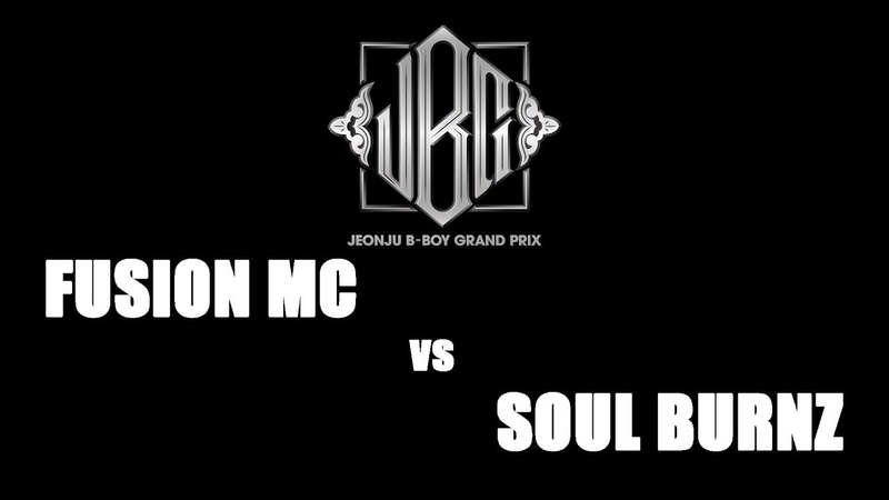 FUSION MC vs SOUL BURNZ|Best 8 @ 13th 2019 JEONJU B BOY GRAND PRIX|LB PIX