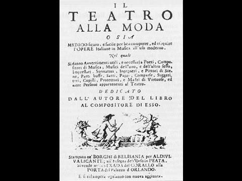 Castrati 11 24 Teatro alla Moda Prof Manuel Lafarga