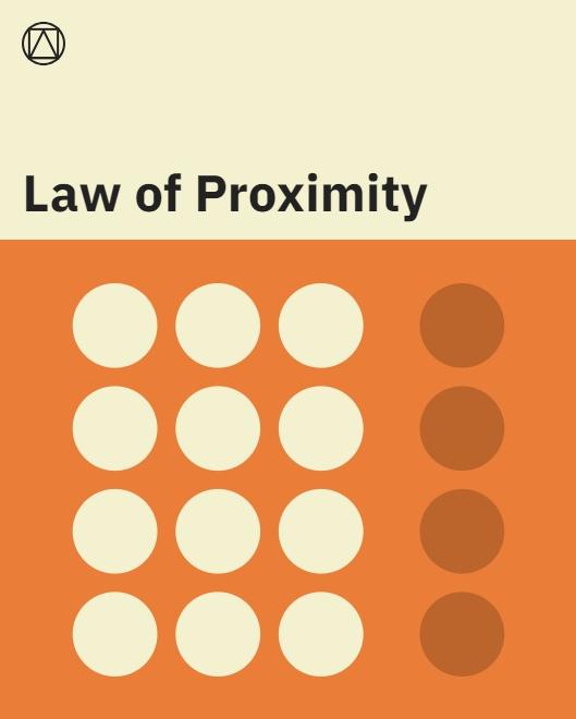 Законы дизайна интерфейсов, изображение №9