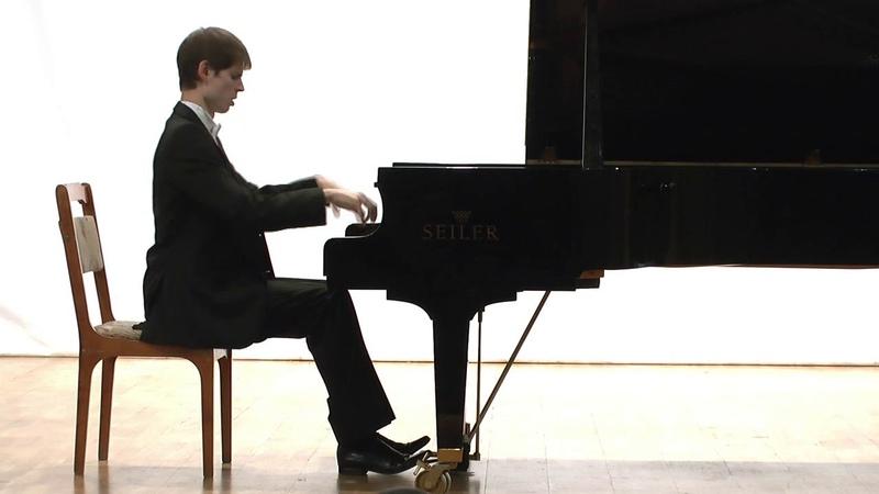 01 Бетховен - Соната 31