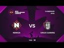 Nemiga vs URSUS Epic League Challenger bo3 game 2 Maelstorm Jam