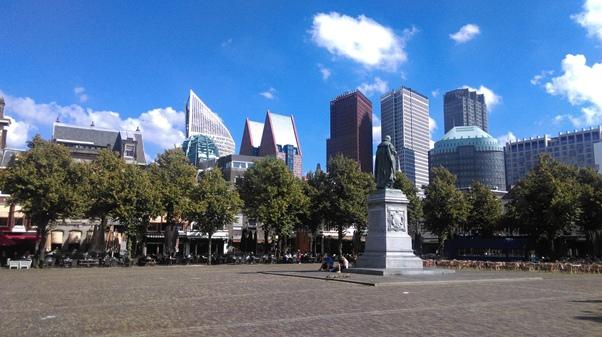 Гаага — третий по величине город в стране после Амстердама и Роттердама.