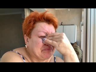 Мама Отличника - Вообще в шоке, понимаете, обидно до слез (Плач)