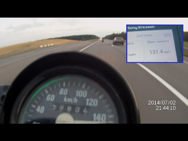 Ява CZ 350-472.6 разгон и максимальная скорость. Jawa 350 top speed!