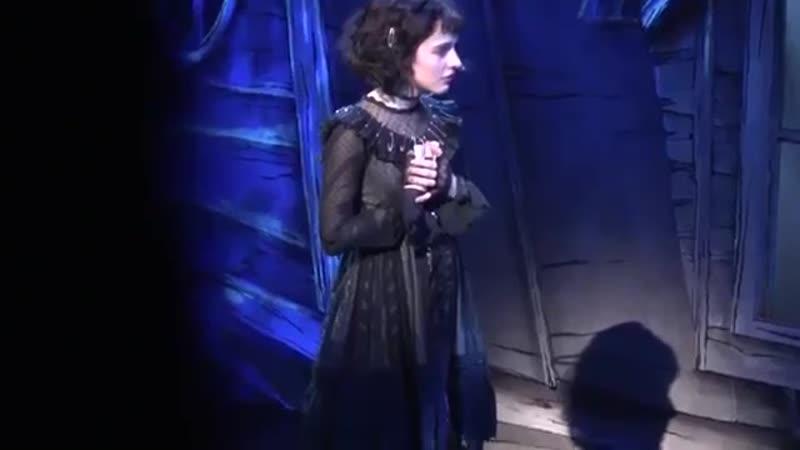 мюзикл Битлджус - 1 акт