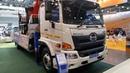 HINO 500 с КМУ TADANO Comtrans2019