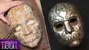 Harry Potter DIY Death Eater Mask