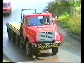 Пятиосный 30-ти тонник ЗИЛ-5Э133ГЯК