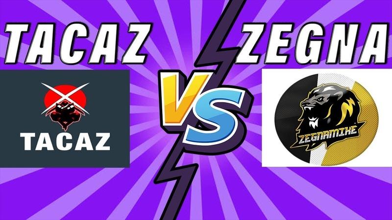 TACAZ vs ZEGNA MIKE PUBG Mobile SOLO vs SQUAD PUBG Mobile Highlights Takaz vs Zegna