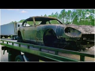 Gas Monkey Garage - 280Z Goes Up In Flames.(HD version)