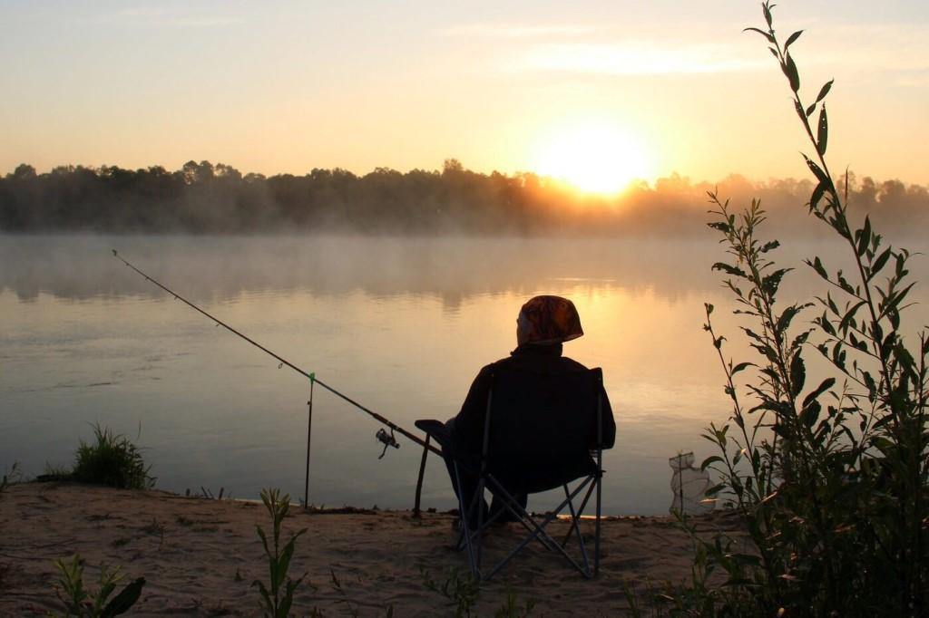 Доброе утро картинки красивые на рыбалке