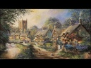 Gordon Lees (1933) English artist ✽ Francis Goya / Scarborough fair