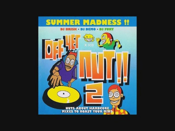 Off Yer Nut!! 2 (1998) CD 3 - Fury