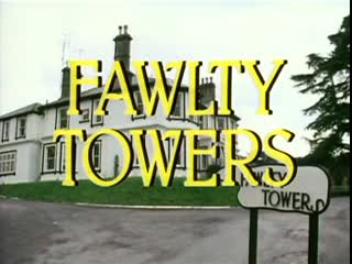 FawltyTowers -british TV sitcom 1975-1-12 mobile in eng with eng sub