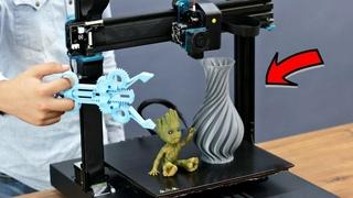 Какой 3D Принтер Лучше Купить в 2020 году? Лучшие 3д Принтеры с Aliexpress от Бюджетных до Топовых