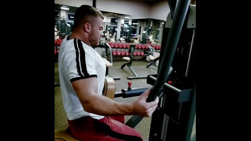 Тренировка дельт от Дмитрия Ломакина
