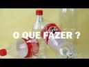 IDEIAS COM GARRAFA PET plastic bottle craft😱😍FAÇA VOCÊ MESMO✌👍Reciclagem