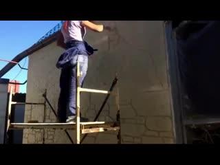 Что творит эта девушка своими руками - Заметки строителя