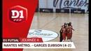 J4 : Nantes Métropole Futsal - Garges Djibson Futsal