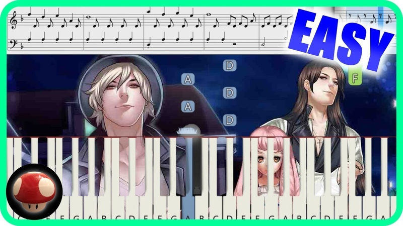 Drogo For The Love Of Blood EASY Piano Tutorial Synthesia by TAM
