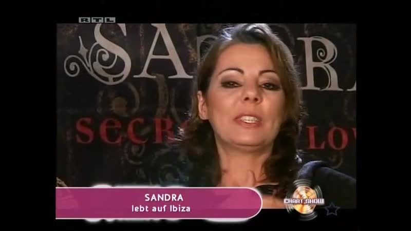 Sandra - Report, Interview (Ultimative Chart Show, RTL,16.09.2006) Germany