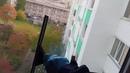 Моем окна сгоном быстро и без следов быстрый способ