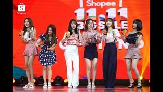 GFRIEND Goyang Shopee (Kocak Abis, SinB Goyang Sampai Backstage!) | Shopee  Big Sale TV Show