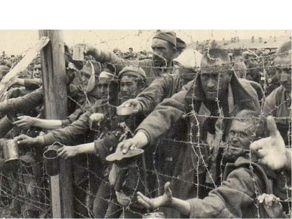 Фальшивая история человечества. Великая Отечественная война. Военнопленные