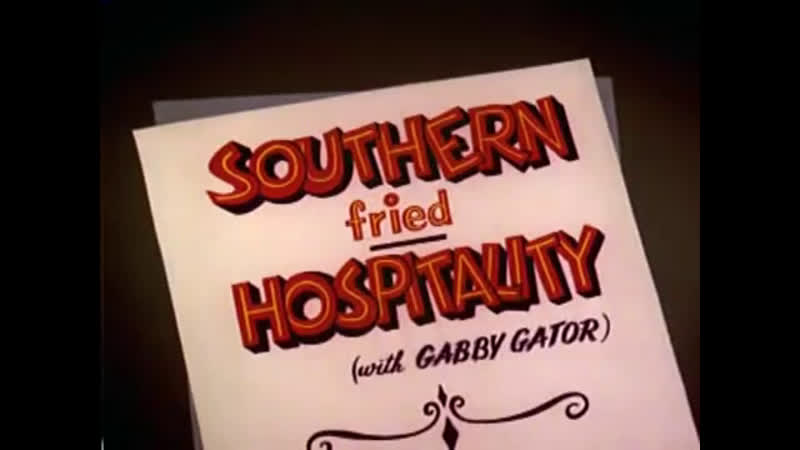 Woody woodpecker southern fried hospitality ENG