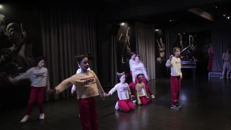 Студия современной хореографии. Банда. Хореограф-постановщик Мария Тарбеева