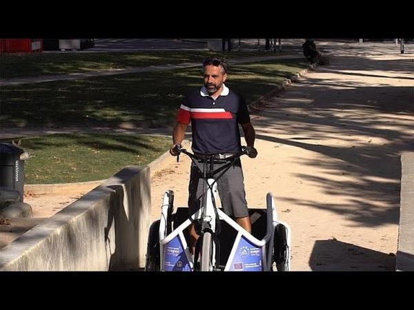 Бен Гур вместо инвалидной коляски