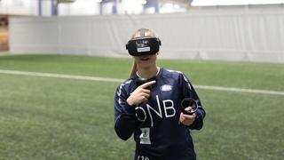 VR-briller til Toppserien