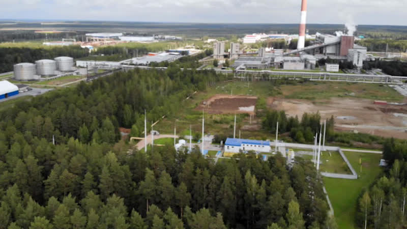 Энергетика А у нас в поселке газ Специальный репортаж Алексея Егорова