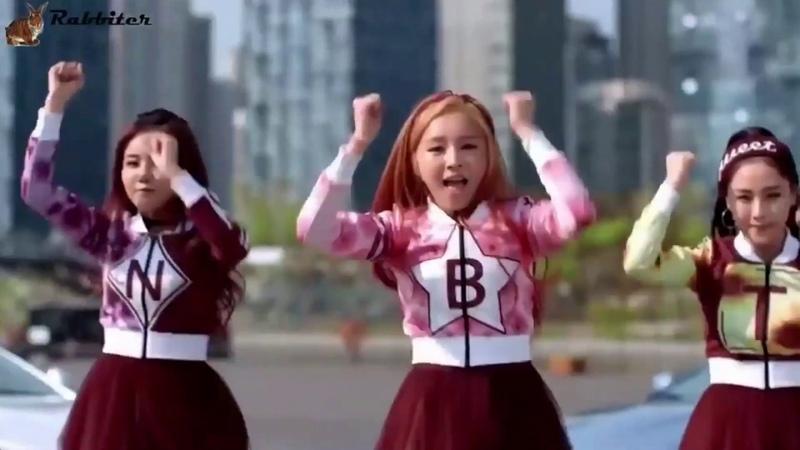 Мужиков надо любить Tren D свежий и яркий клип кореянок