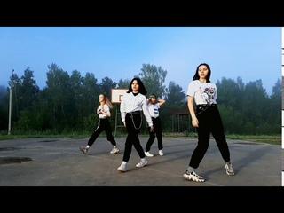 [KPOP COVER DANCE IN THE RUSSIAN FAR EAST] BLACKPINK - DDU-DU DDU-DU [euphoria]