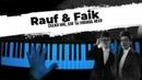 Rauf Faik - Скажи мне, как ты любишь меня | Piano cover / НОТЫ