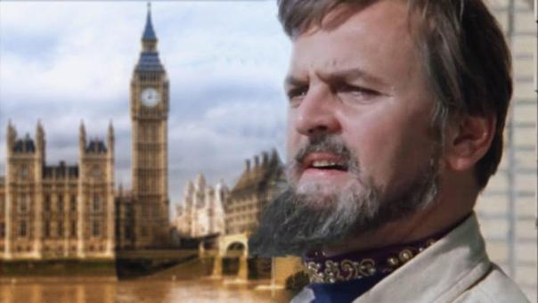 Сказ о том, как Иван Грозный в Англию собирался бежать.