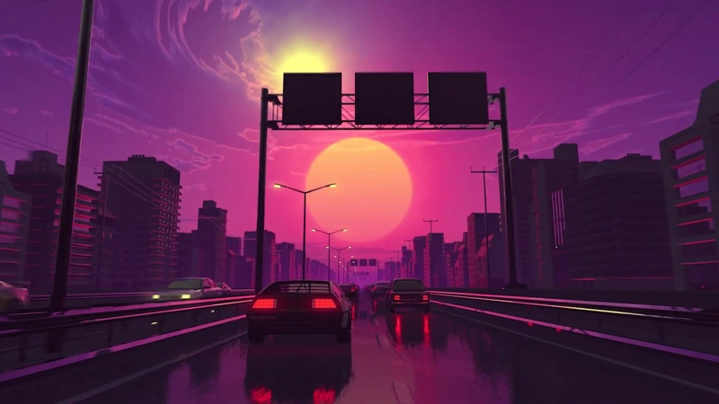 ASTRO A Synthwave Mix Chillwave Retrowave Synthwave