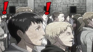 Attack On Titan Foreshadowing, Hints, Clues, Easter Eggs about Annie Reiner Bertholdt