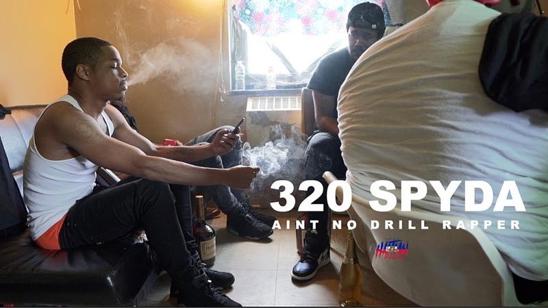 320 Spyda Aint No Drill Rapper Dir By @Haitian Picasso
