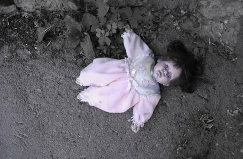 В Макеевке изнасиловали и зарезали двух девочек