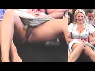 Http// upskirt on tv show