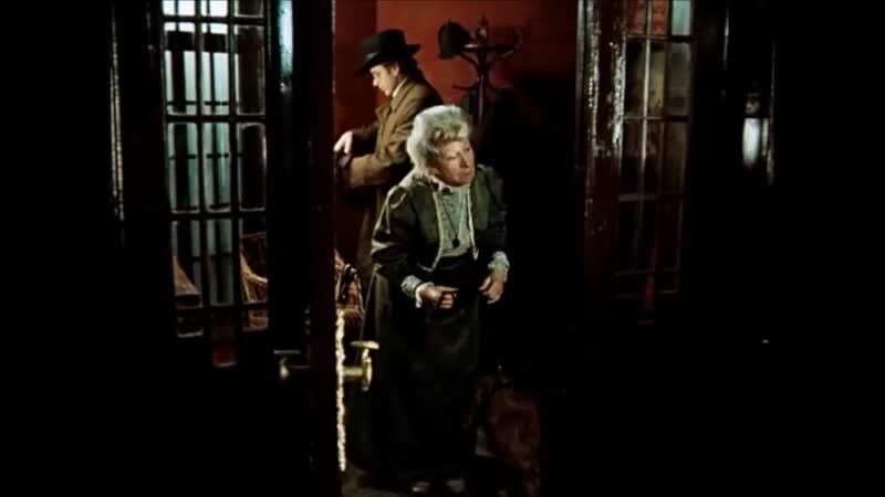 Из к ф Приключения Шерлока Холмса и доктора Ватсона Собака Баскервилей 1981 г.