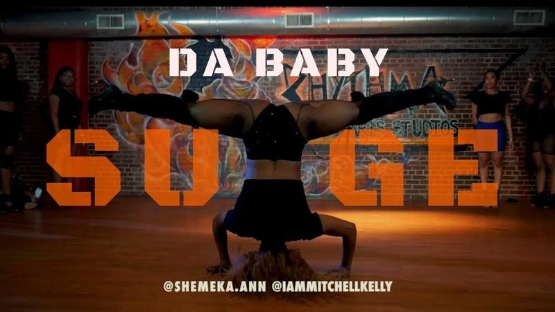 Da Baby Suge Choreographer Mitchell Kelly SheMeka Ann MKSJewels HeelD