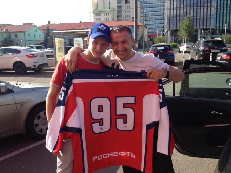 Егор Корбит: «Я бы хотел играть с братом в одной команде», изображение №3