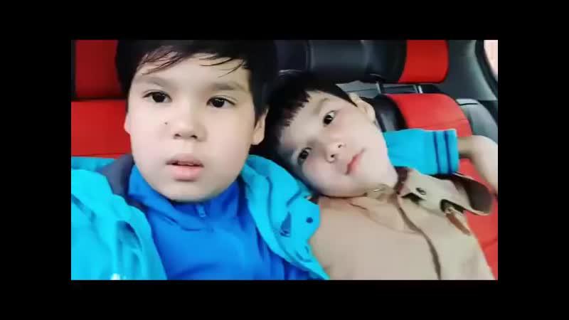 Песня Мама - Казахский мальчик (Нурмухаммед Жакып)(480P).mp4