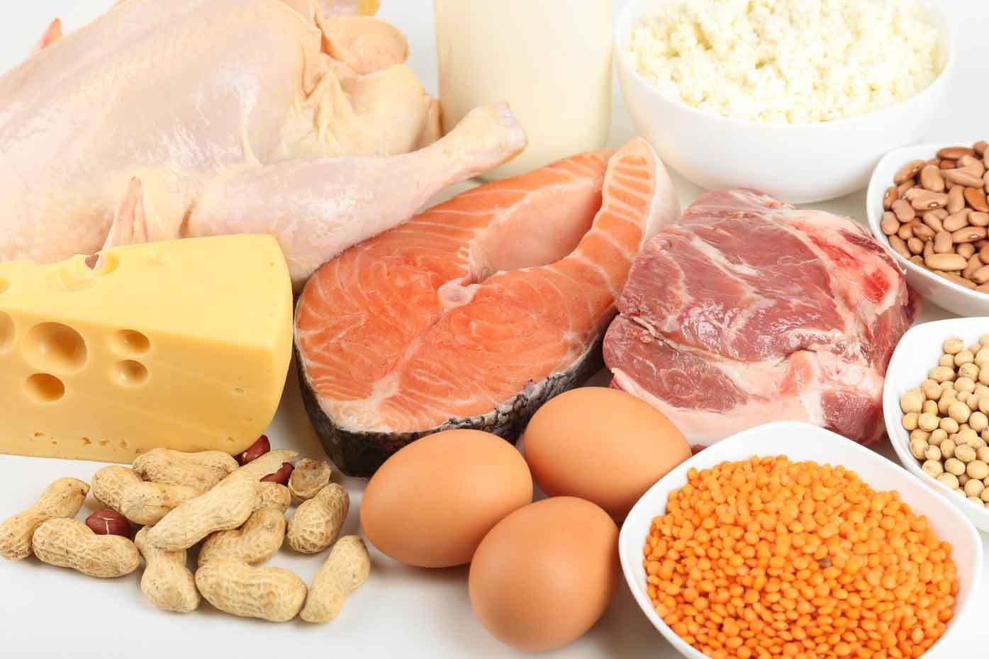 Картинки продуктов с большим содержанием белка