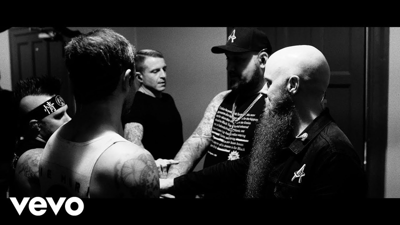 Atreyu feat M Shadows Aaron Gillespie Super Hero