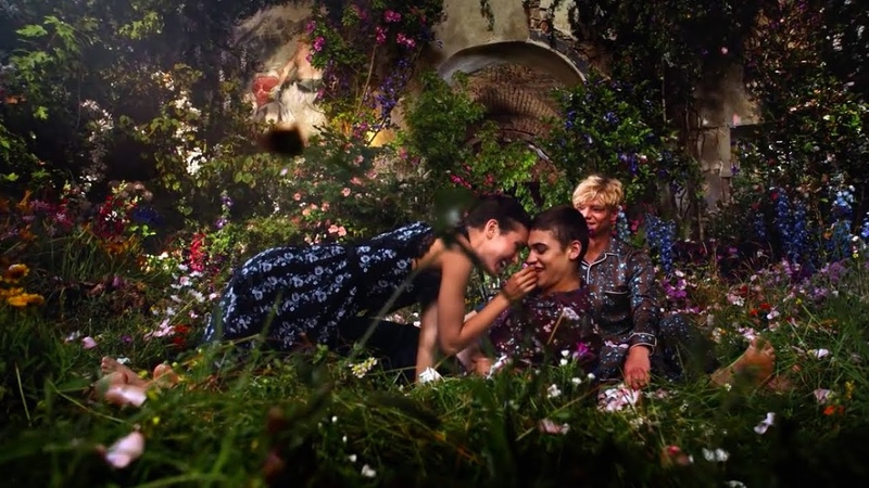 Erdem x HM – The Secret Life Of Flowers Campaign Film By Baz Luhrmann